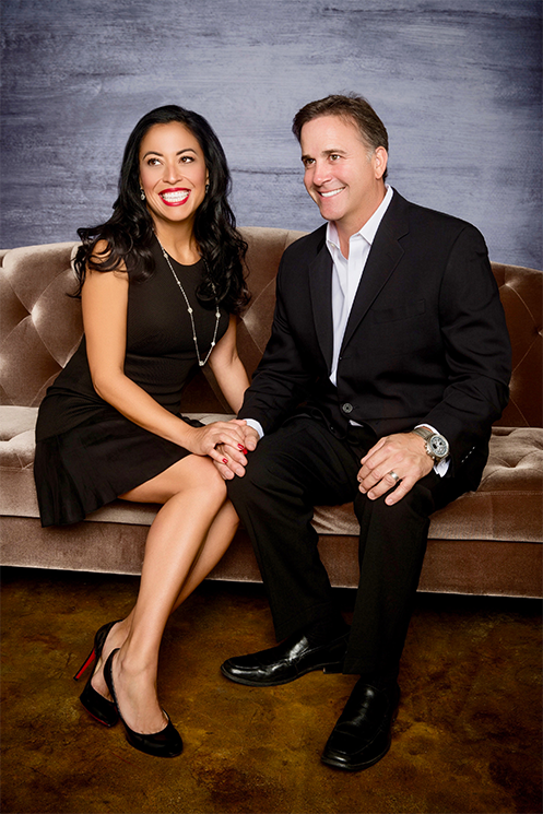 Melissa and Scott