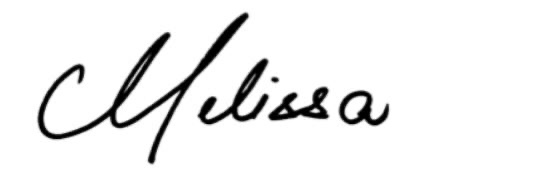 BELLAME CEO Melissa Thompson Signature