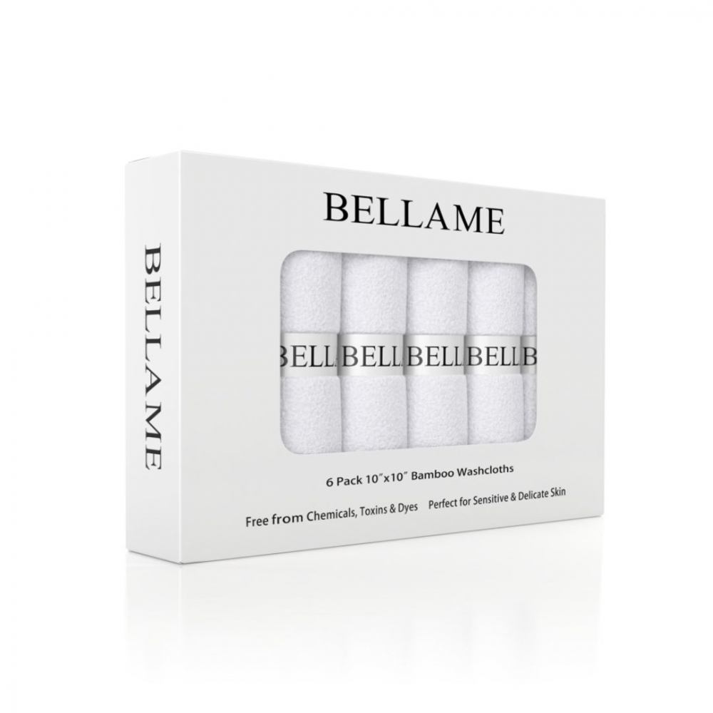 BELLAME Washcloths