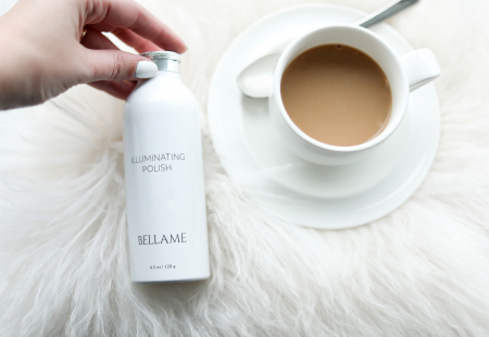 BELLAME Illuminating Polish, BELLAME, BELLAME exfoliator,